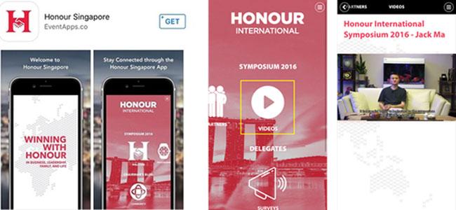 Honour International Symposium